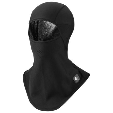 Columbia Sportswear Powder Summit Balaclava - Omni-Heat®, UPF 30 (For Men and Women)