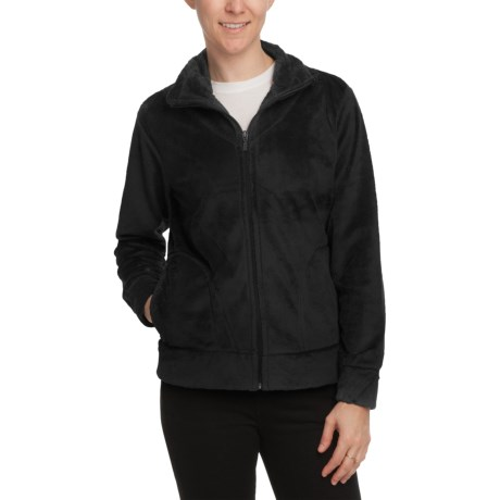 White Sierra Susan Jacket - Fleece (For Women)