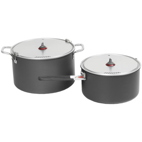 MSR Flex 4 Backpacking  Pot Set