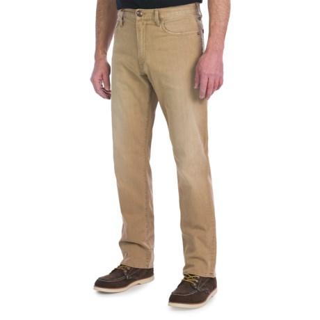 Agave Denim Gringo Santiago Jeans - Classic Fit, Straight Leg (For Men)