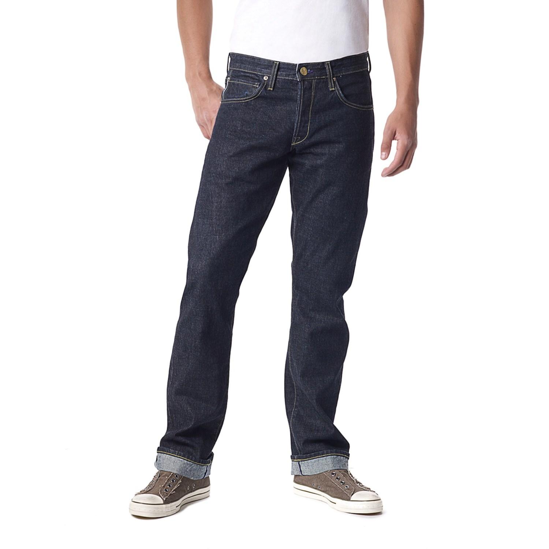 Agave Denim Purist Kuroki Jeans (For Men) 5849Y