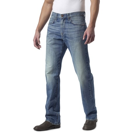 Agave Denim Waterman Zuma Vintage Jeans - Cotton, Relaxed Fit (For Men)