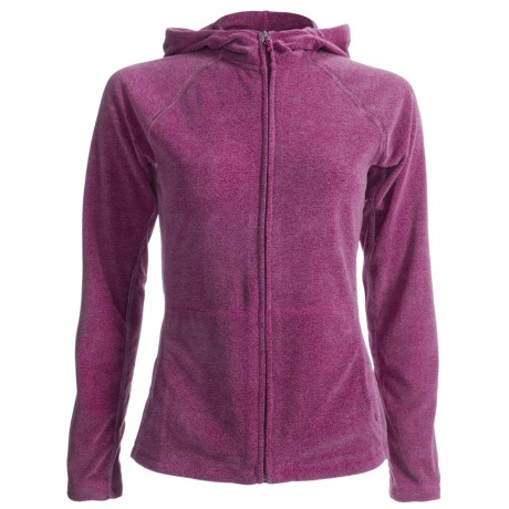 White Sierra Alpha Beta Jacket - Hooded (For Women)