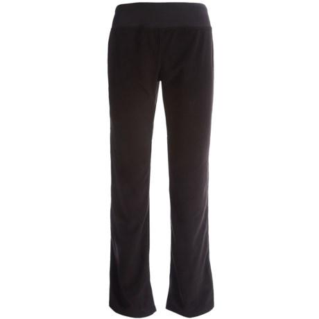 White Sierra Alpha Beta Pants - Fleece (For Women)