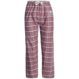 Monte Carlo Polo & Jockey Club Lounge Pants - Lightweight Cotton (For Women)