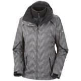 Columbia Sportswear Bugaboo Interchange Jacket - Insulated, 3-in-1 (For Plus Size Women)