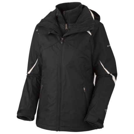 Columbia Sportswear Bugaboo Parka - 3-in-1 (For Women)