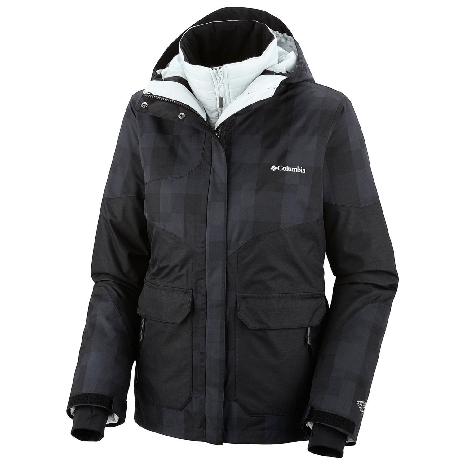 Columbia Sportswear Parallel Peak Omni Heat 174 Interchange