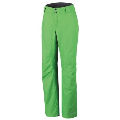 Columbia Sportswear Bugaboo Omni-Tech® Snow Pants - Insulated (For Women)