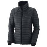 Columbia Sportswear Powerfly Hybrid Down Omni-Heat® Jacket - 800 Fill Power (For Women)