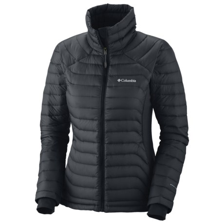 Columbia Sportswear Powerfly Hybrid Down Omni-Heat® Jacket - 800 Fill Power (For Women)