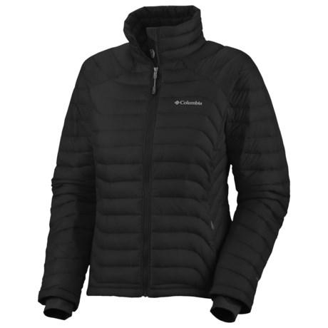 Columbia Sportswear Powerfly Omni-Heat® Down Jacket - 800 Fill Power (For Women)