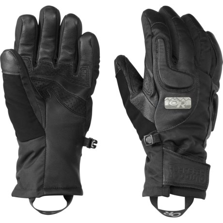 Outdoor Research Knuckleduster Gloves - Waterproof, Insulated (For Women)