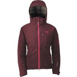 Outdoor Research Stormbound Down Jacket - Waterproof, 650 Fill Power (For Women)