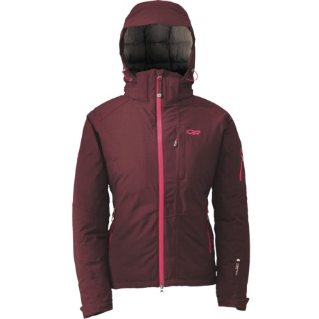 Outdoor Research Stormbound Down Jacket - Waterproof, 650 Fill Power (For Women)