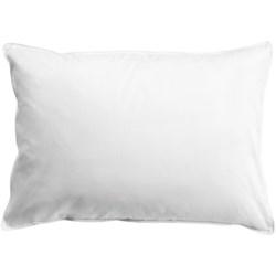 Downlite White Duck Down Pillow - King, Firm Density, 300 TC