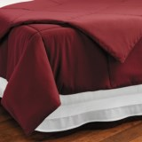 Downlite Microfiber Down Alternative Comforter - Full-Queen, 220 TC
