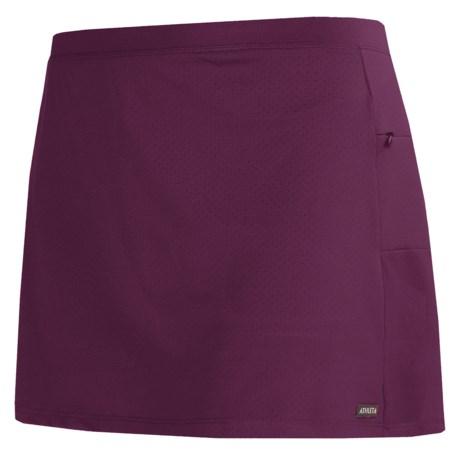 Stretch Side Pocket Skort (For Women)