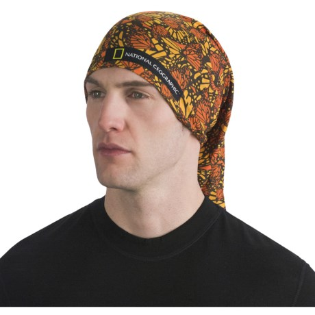 Buff Original National Geographic Buff Neck Gaiter - Seamless (For Men and Women)