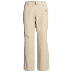 Zip Pocket Quick-Dry Pants (For Women)