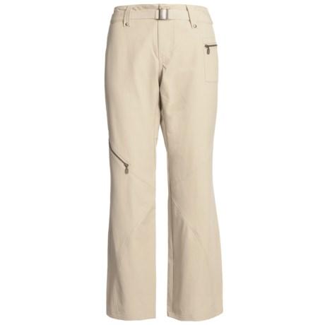 Zip Pocket Quick-Dry Pants (For Women)