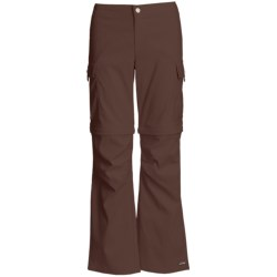 Lightweight Quick-Dry Convertible Pants (For Women)