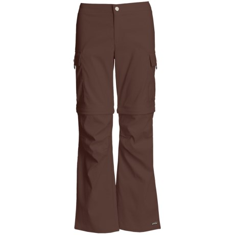 Specially made Lightweight Quick-Dry Convertible Pants (For Women)