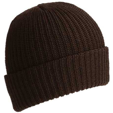 Ski Tops Watch Stocking Cap - 100% Wool (For Men)
