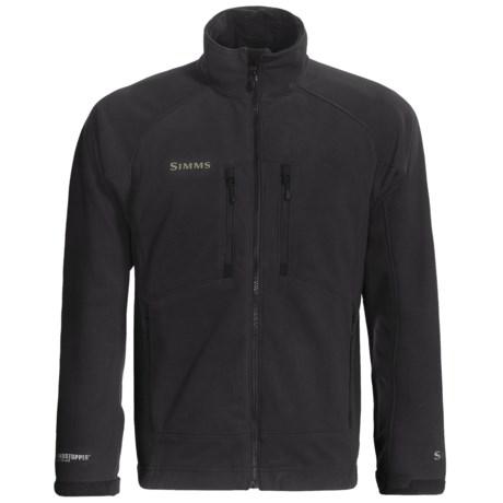 Simms Drift Windstopper® Fleece Jacket (For Men)