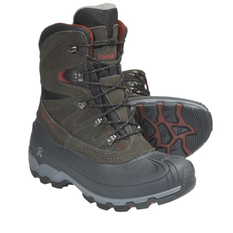 Kamik: Boot Waterproof and Warm