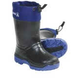 Kamik Snowkone 5 Rubber Rain Boots - Insulated (For Youth Boys and Girls)