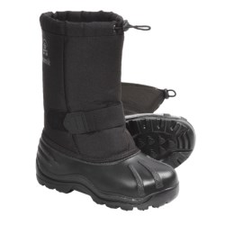 Kamik Tickle Snow Boots - Waterproof, Insulated (For Kid Boys and Girls)