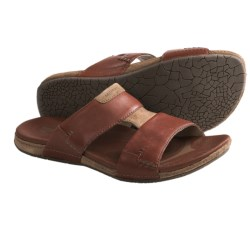 Merrell Lancet Slide Sandals - Leather (For Men)