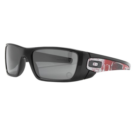 Oakley London Fuel Cell Sunglasses - Iridium® Lenses