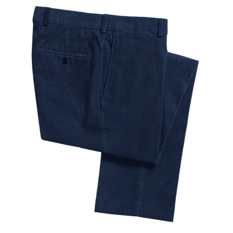18-Wale Corduroy Pants (For Men)