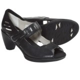Merrell Evera Mary Jane Pumps - Leather, Peep Toe (For Women)