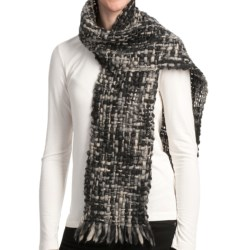 Asian Eye Alyeska Scarf - Wool (For Women)