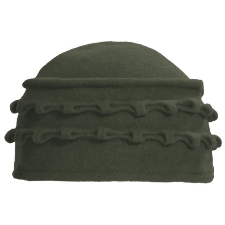 Asian Eye Lulu Hat - Boiled Wool (For Women)