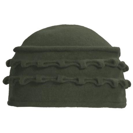 Asian Eye Lulu Hat - Boiled Wool (For Women)