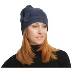 Asian Eye Flora Cap - Fleece (For Women)