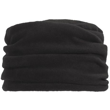 Asian Eye Cedar Hat - Fleece (For Women)