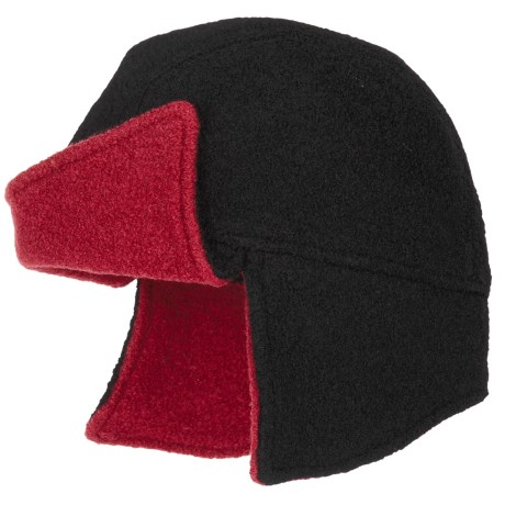 Asian Eye Amelia Flyer Cap - Boiled Wool (For Women)