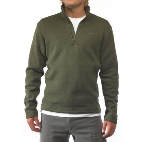 Kavu Big Al Pullover Sweater - Zip Neck, Long Sleeve (For Men)