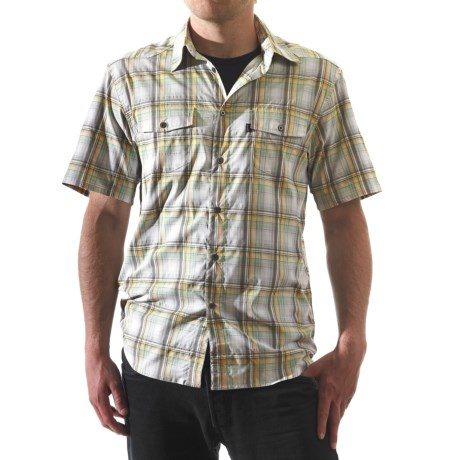 Kavu The Big Guns Shirt - Short Sleeve (For Men)