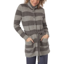 Horny Toad Heartfelt Long Sweater - Boiled Lambswool (For Women)