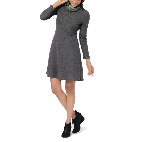 Horny Toad Panoply Dress - 3-in-1, Slouch Collar, Long Sleeve (For Women)