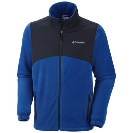 Columbia Sportswear Steens Mountain Tech Jacket - Fleece (For Men)