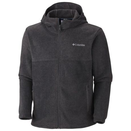Columbia Sportswear Steens Mountain Fleece Hoodie Sweatshirt - Full Zip (For Men)
