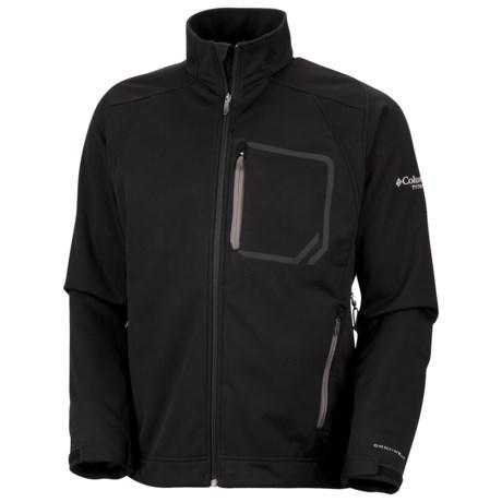 Columbia Sportswear Key Three Omni-Heat® Jacket - Soft Shell (For Men)