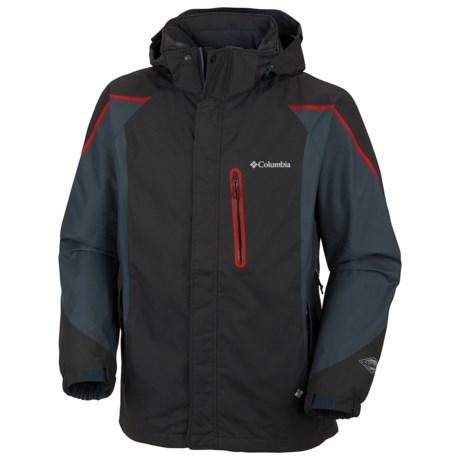 Columbia Sportswear Bugaboo Kustom Omni-Tech® Jacket - Waterproof (For Men)